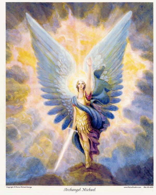 Kristályok és Angyalok – Mihály arkangyal védelme – június 3.