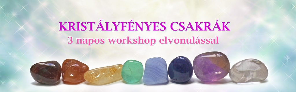 csakra fejlec workshop