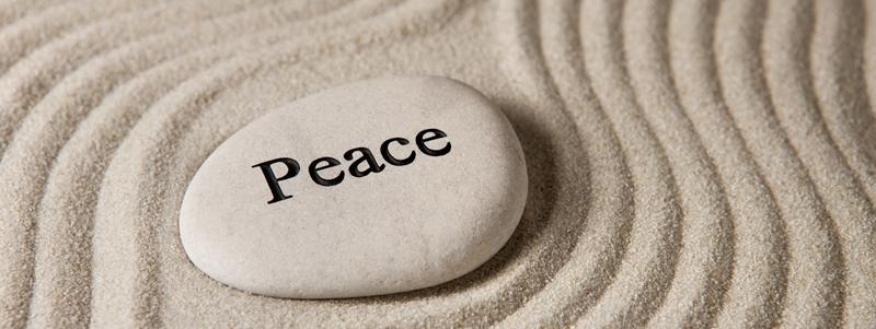 A béke megteremtése kristályokkal
